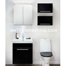 2013 High Gloss Wall Mounted Classic Mdf Furniture