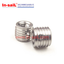 347&348 Series Self-Tapping Threaded Insert