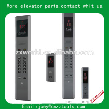 elevator car operating plate&lift cop panel