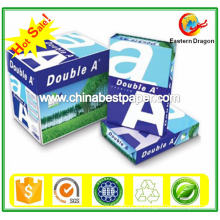 Papel de copia White Office 75g-216 * 279mm
