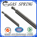 steel tension gas springs with damper