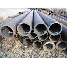 tubulação de aço carbono sem costura Liaocheng da marca carbono grande sem emenda da tubulação de od