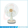 Most Popular 12V DC Solar Rechargeable Table Fan