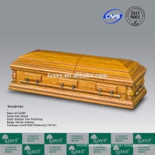 New Style American Hot Sale Casket For Funeral_Full Couch