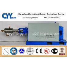 Cyyp 56 Uninterrupted Service Large Flow and High Pressure LNG Liquid Oxygen Nitrogen Argon Multiseriate Piston Pump