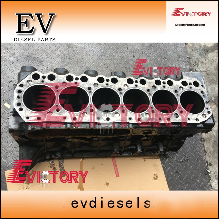 TD42 cylinder block