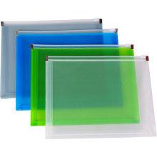 PP Zipper File Bag