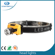 Best LED ABS Rotating Waterproof Headlights