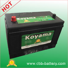 12V100ah High Capacity Sealed Maintenance Free Battery