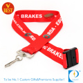 Wholesale Customized Logo Promotional Sublimation Printed Lanyard for Events in High Quality