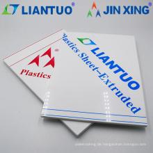 Extrudierte feste PP-Kunststoffplatte
