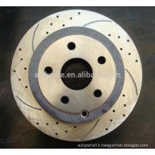 4A0615301D Brake Disk for Audi