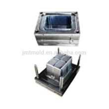 Üppig im Entwurf kundengebundener Form Furniturer Geschirr-Plastikkorb-Formen