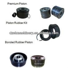 Haute résistance à l'érosion pz-11 pompe à boue et pièces