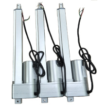 24v high speed electric actuator with potentioeter