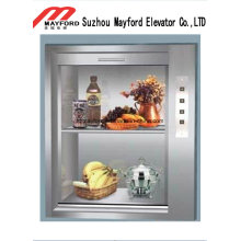 Stainless Steel Dumbwaiter Elevator with Machine Roomless