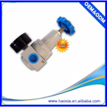 Regulador de gas de alta presión de QTYH del precio bajo para la unidad de tratamiento de Air Sourch