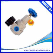 Regulador de gás de alta pressão do preço baixo QTYH para a unidade de tratamento do ar Sourch