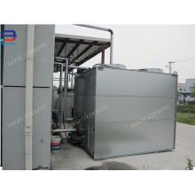 GHM-125 Cross Flow Geschlossener Nasskühlturm Superdyma Wassergekühlter Kühlturm