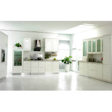 Heißer Verkaufs-Entwurf MDF Lequred Küche-Kabinett