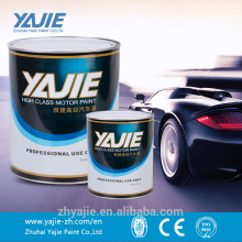 China Supplier Acrylic Auto Paint Car 2k Top Color Paint Mix Paint