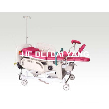 (A-165) -- Electric Delivery Bed