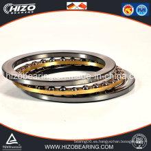 Rodamientos de bolas de empuje de uso en máquina de alta precisión (51212M)