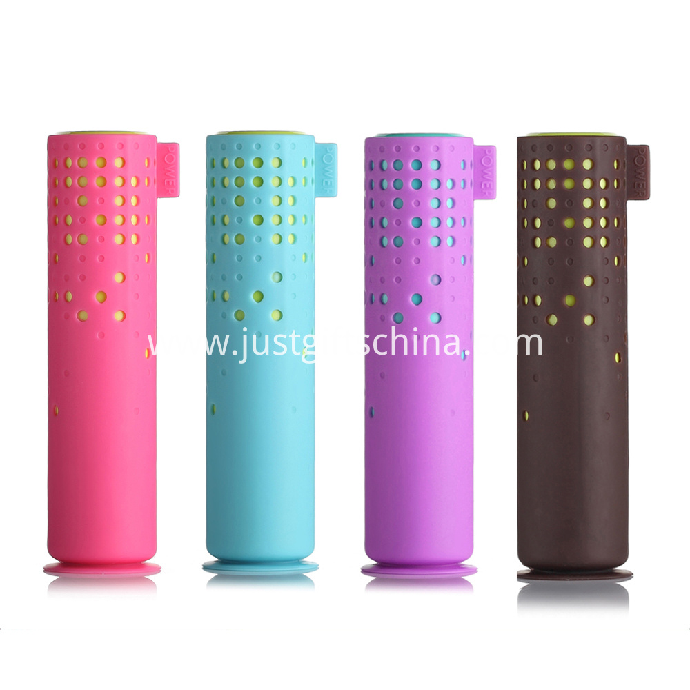 Custom Cylinder Shaped Power Bank
