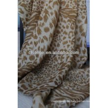 dünner Art und Weisedruckschalschal wolle gedruckte Schals