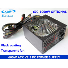 600W 12cm fan series ATX computer power supply PC Power Supply SMPS