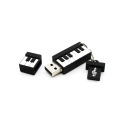Music note pen drive musical instrument
