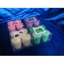 TealightキャンドルUnscented Votive Candles
