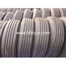 Low Platform Trailer Tyre, 10.00r15 1000r15, Aeolus Brand, Truck Tyre