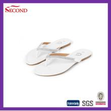 Grosso strass mulheres chinelos sandálias chinelos