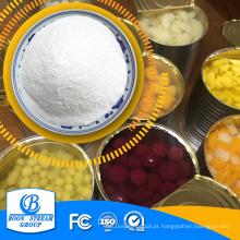 Preço baixo Fosfato monossódico de processo a quente puro 98% anidro GRAU DE ALIMENTOS