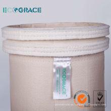 Resistencia a altas temperaturas Materiales de filtro de polvo Nomex