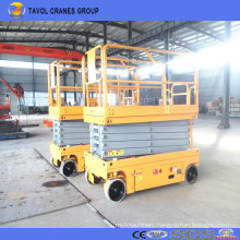Mobile Self Propelled Scissor Lift