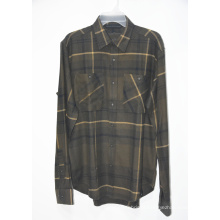 Camisetas Slim Fit Multi Color Custom Flannel