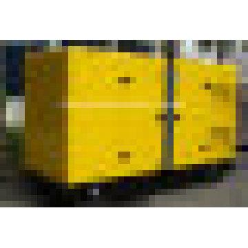 150kVA 120kw CUMMINS Diesel Generator Stille Genset Schalldichte Überdachung