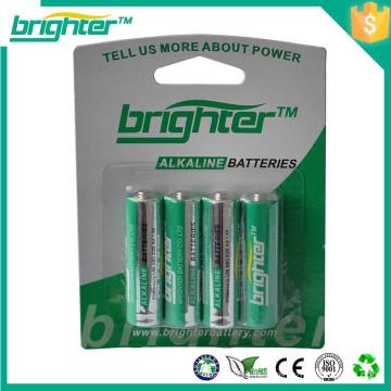 Batterie alcaline 1.5V aa lr6 pour jouets Power Rangers