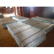 Aluminium Gutter Expanded Metal Lath Netting