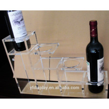 Superior Quality Acrylic Wine Holder For Sell