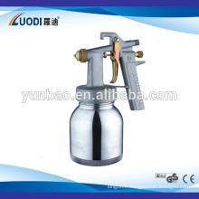 Pistolet de pulvérisation d'air de peinture de fibre de verre
