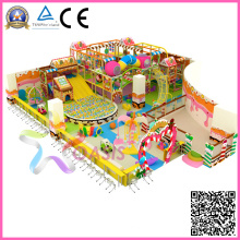 2014 Popular Indoor Playgroud Equipment (TQB001TG)