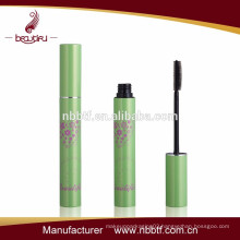 2015 New Design Aluminum Green 3d Mascara Container