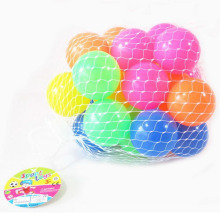 Förderung Spielzeug PE + EVA Material 50 STÜCKE 5,5 cm Ball Pit Bälle für Kinder (10191560)