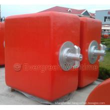 large China professional selling floating docks, floating marine fender price, EVA foam buoy