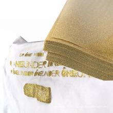 High quality heat transfer vinyl custom 12in sheets glitter HTV Ceicut for clothing