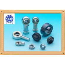 Single Row Chrome Steel Ball Joint Bearing / Ball Joint Swivel Bearings , C4 C5 P5 Zv3