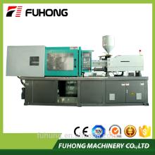 Ningbo fuhong CE 138ton servo motor máquina de moldagem por injeção de paletes de plástico pequena para tomada